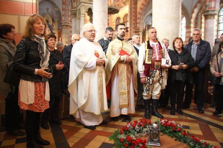 U Sarajevu služena grkokatolička liturgija za vrhbosanskoga  nadbiskupa Josipa Stadlera