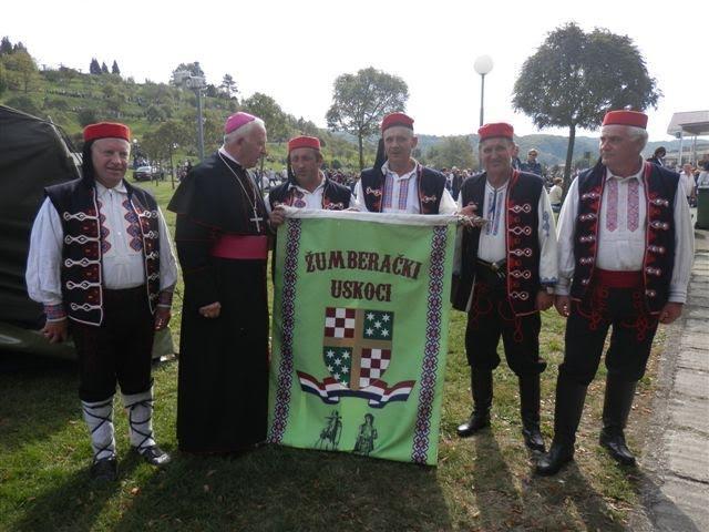 Grkokatolici prvi put sudjelovali na vojnom hodočašću u Mariji Bistrici