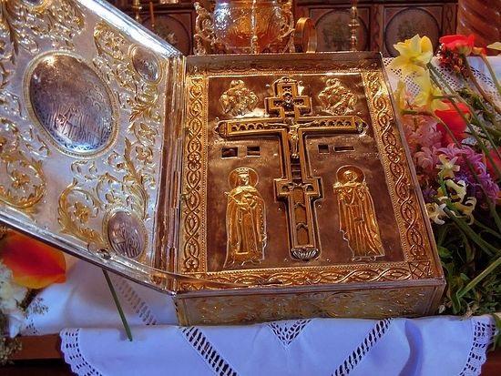 Komadić križa na kojem je bio pribijen Isus iz Nazareta čuva se u jednom manastiru u Grčkoj