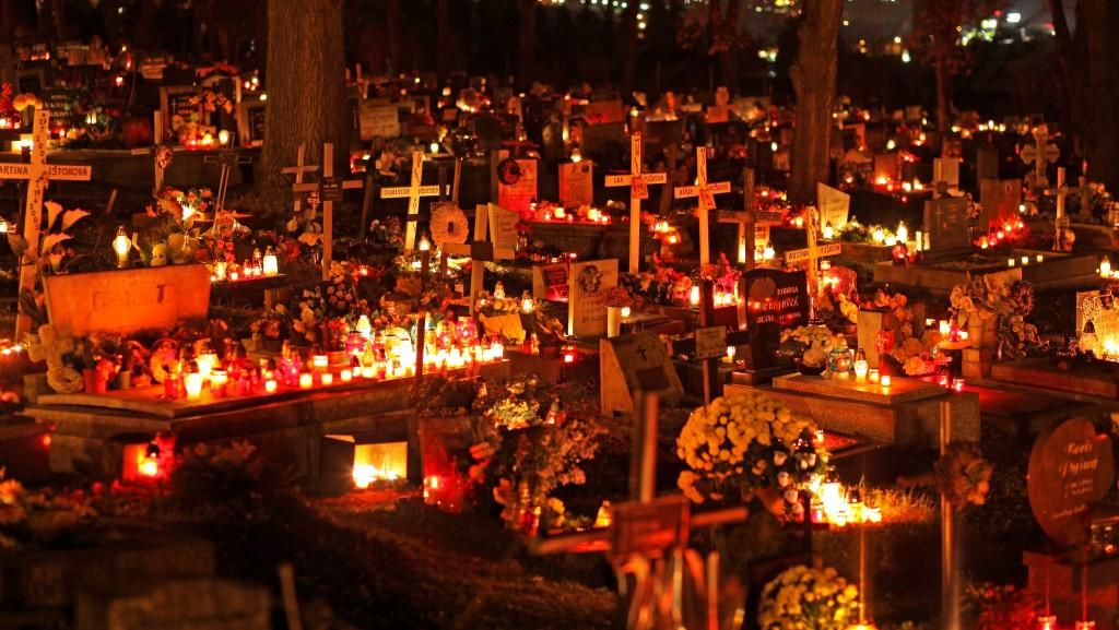 Molitva za mrtve