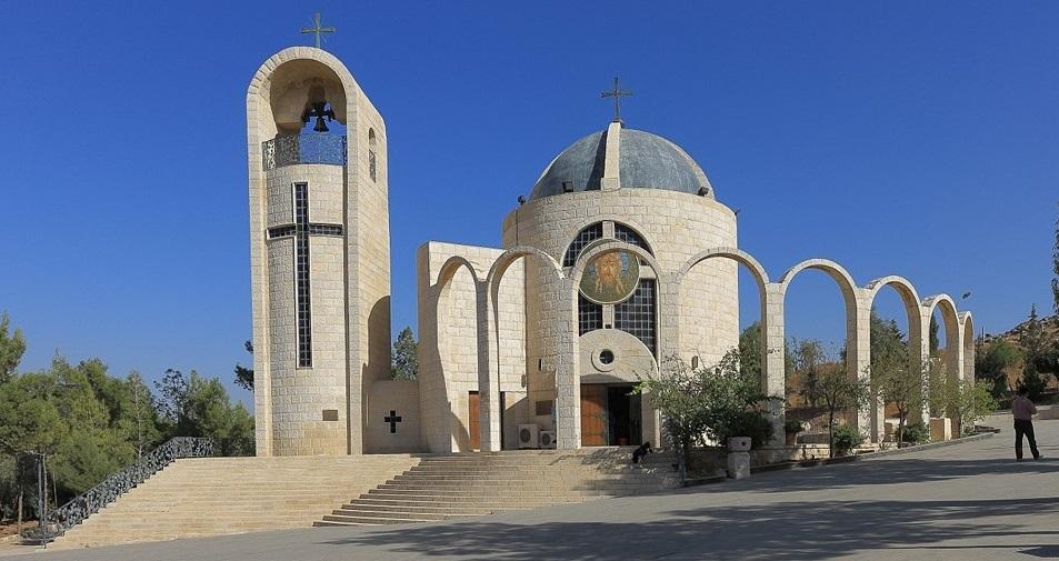 Na ovome mjestu kod Damaska je Isus rekao: Savle, Savle zašto me progoniš