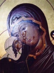 Mirotociva ikona sv Ane