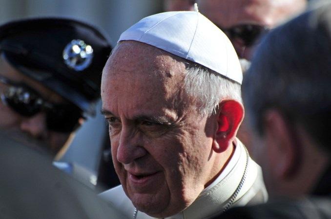 Papa progovorio protiv 'globalizacije ravnodušnosti'
