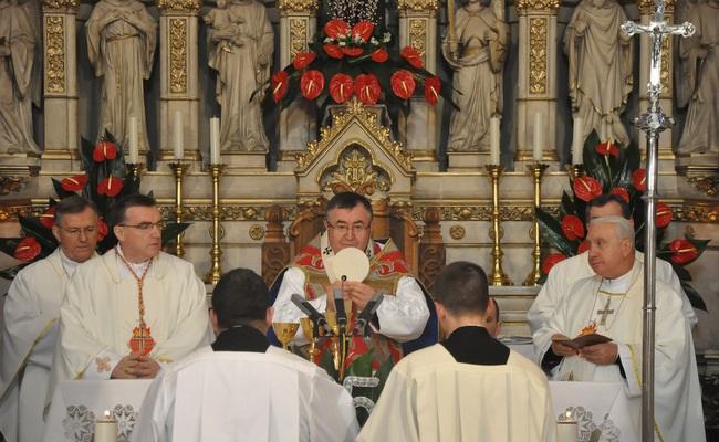 Grkokatolički vladika Kiro na proslavi 25. godišnjice biskupske službe kardinala Vinka Puljića u Sarajevu