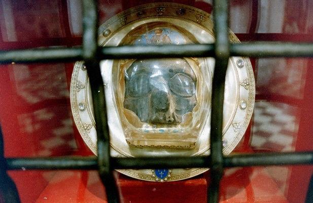 Našašće glave sv. Ivana Krstitelja