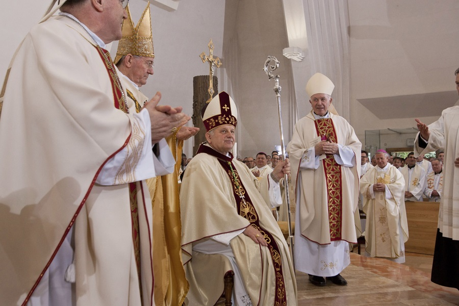 Hrvati grkokatolici: Novom biskupu – mnogaja ljeta