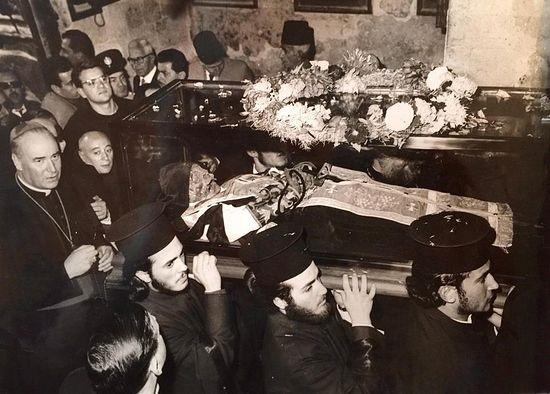 Sveti Sava čašćen od katolika Hrvata
