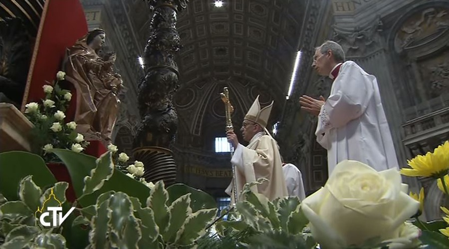 Papa: Kršćanstvo se očituje u činjenju dobra, biti kršćanin znači djelovati – vršiti volju Božju