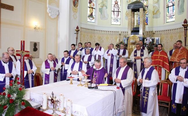 Grkokatolički svećenici na obilježavanju Stepinćeva u Krašiću