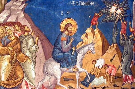 Ususret radosnom blagdanu Cvjetnice – Isus voli vedre ljude