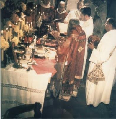 Sveti ruski pravoslavni vladika koji je u Parizu služio misu po latinskom obredu