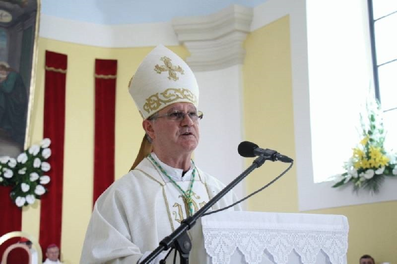 Novom biskupu Zdenku podari Gospode mnogaja i blagaja ljeta