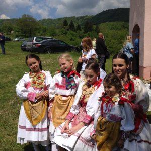 Djeca iz sestina u zumberku na proslavi sv. cirila i Metoda