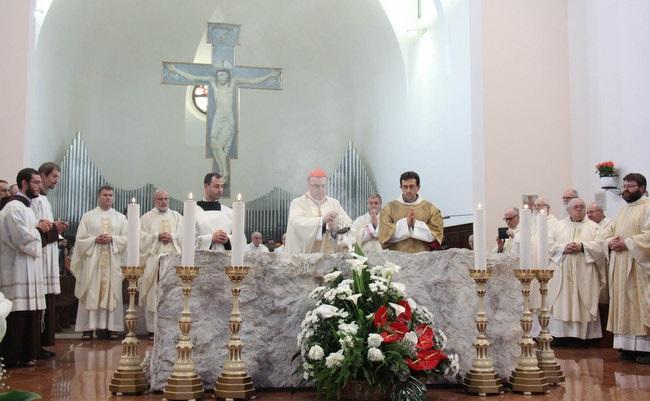 Kardinal Bozanić služio u Padovi