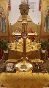 Moci svetog Leopolda Mandića u Pribicu