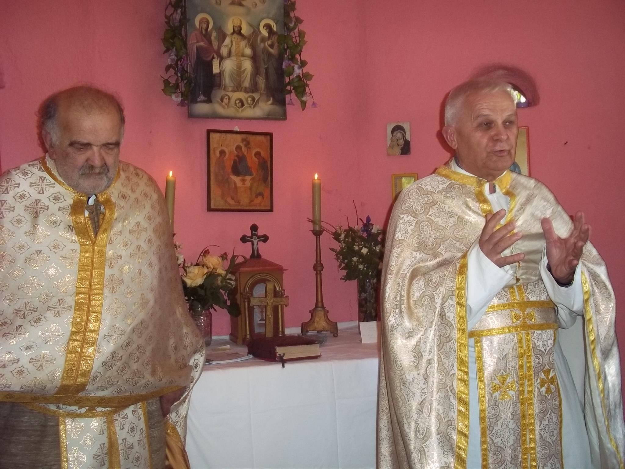 Žumberčani na Kravljaku proslavili blagdan Presvete Trojice