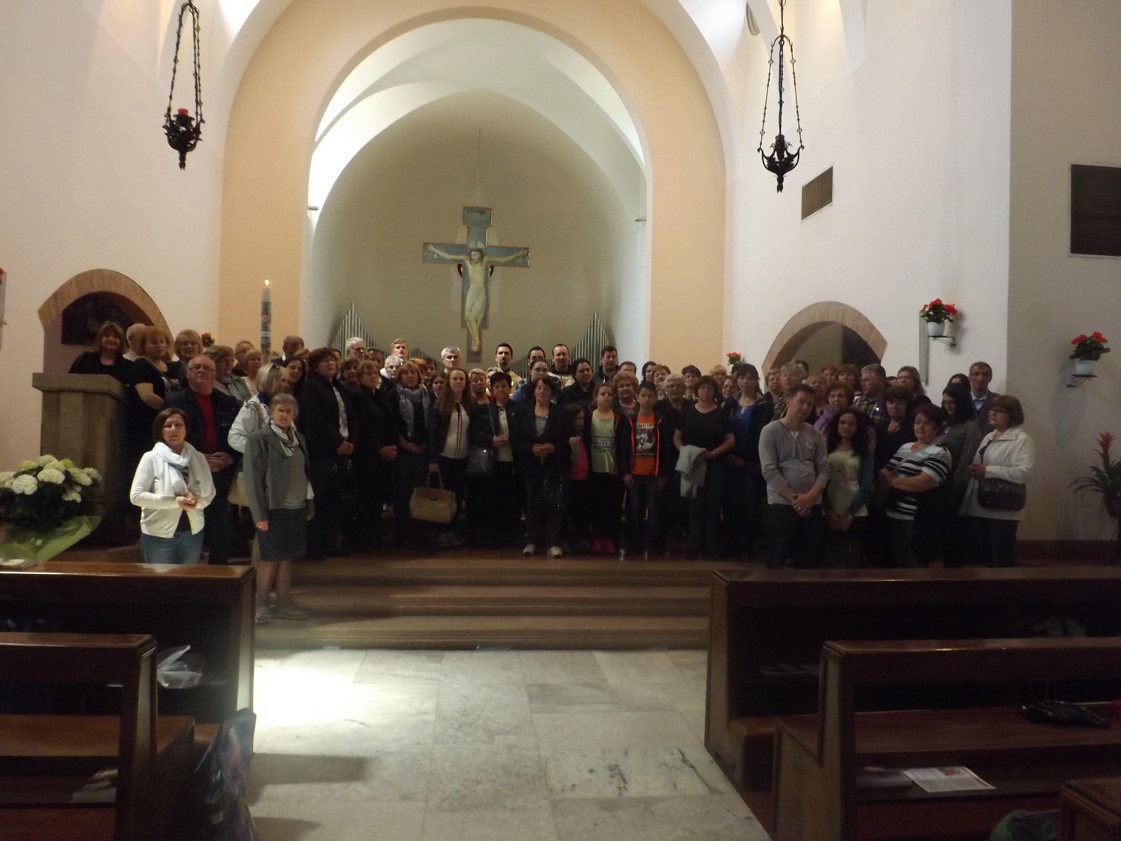 Hrvatska grkokatolička liturgija u Padovi
