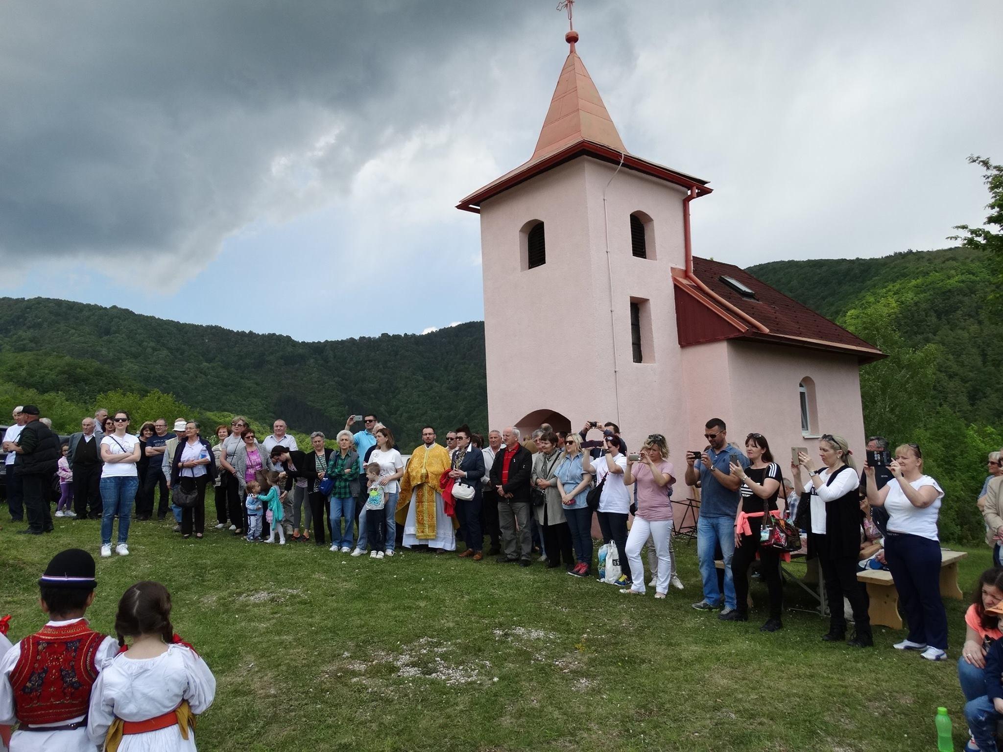 Proslava sv. Ćirila i Metoda u žumberačkom selu Kekići