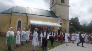 Nastup KUDova na Saboru u Grabru