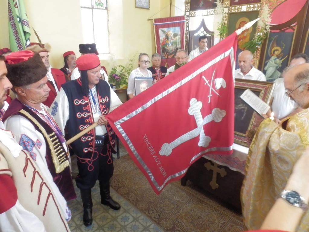 Složna braća iz Klisa, Senja i Žumberka na proslavi u Grabru