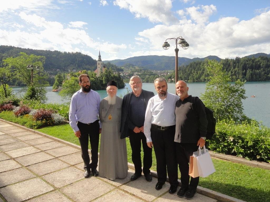 Carigradski patrijarh Bartolomej nenajavljeno posjetio Sloveniju, u SPC-u iznenađeni