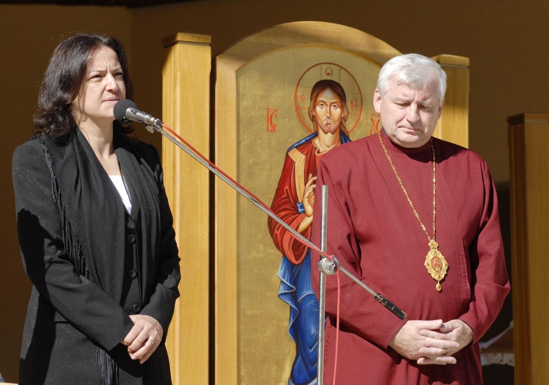 Zašto su grkokatolkinju Myrnu Nazzour iz Sirije slušali vladike i slovački vjernici?
