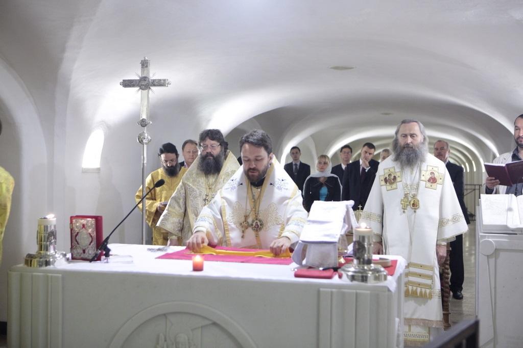 Pravoslavni episkop može služiti liturgiju u katoličkoj crkvi