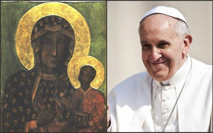 Papa o posjetu Poljskoj: Pred ikonom Gospe Czestochowske, primio sam dar Majčina pogleda