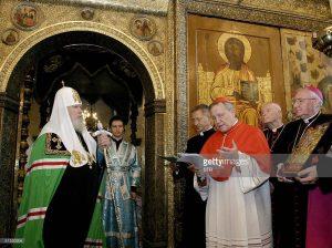 Predaja ikone ruskom Patrijarhu
