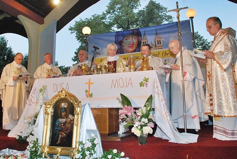 Proslavljena 300. obljetnica svetišta Gospe Tekijske u Petrovaradinu