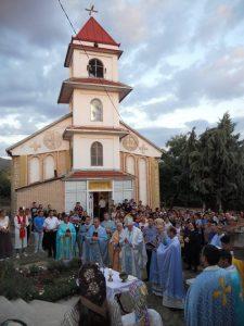 Biskup Uzinic u posjeti makednoskim grkokatolicima