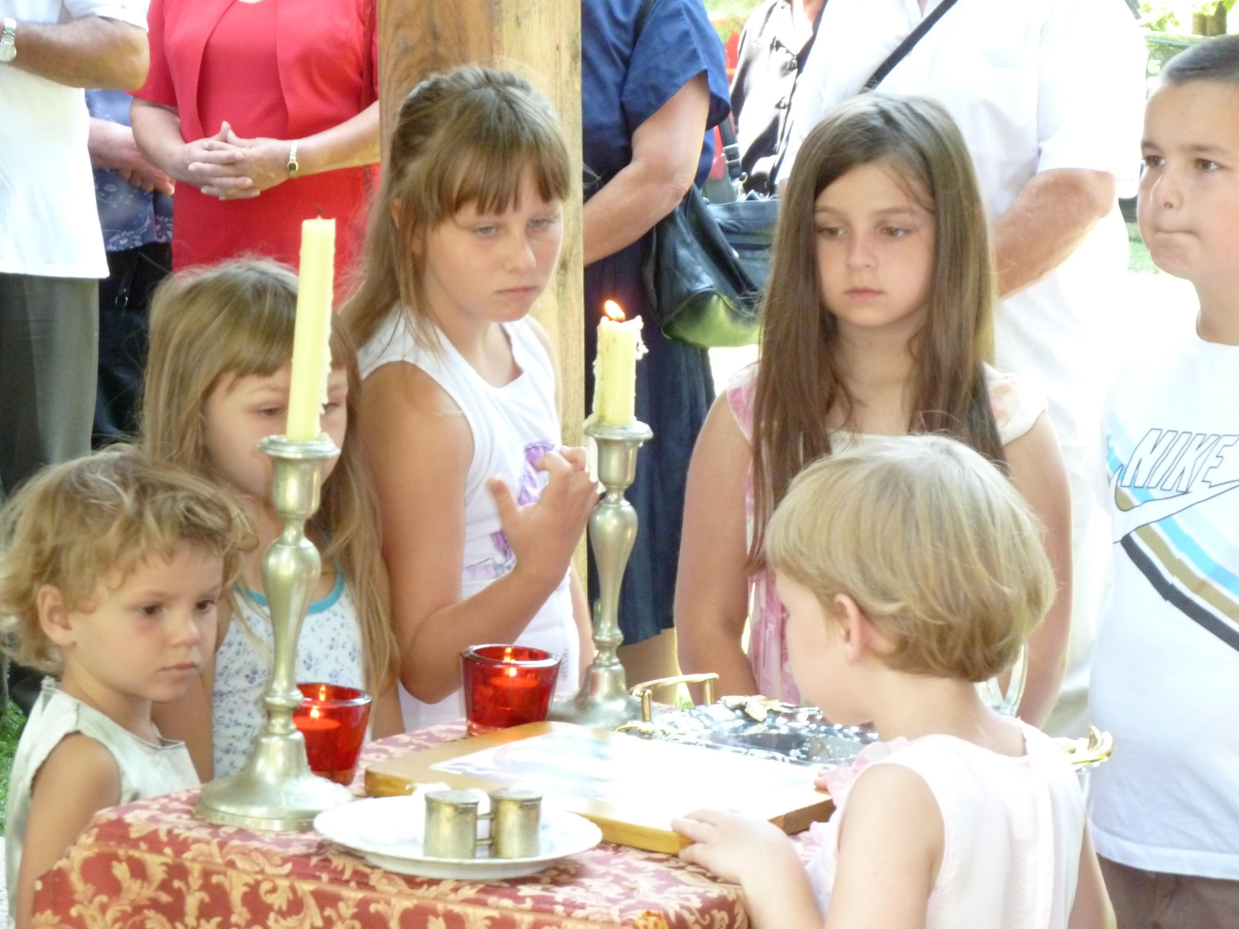Roditelji imaju odgovornost uputiti djecu na grkokatolički vjeronauk