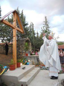 Dubrovacki biskup Uzinic blagoslovio je novi kriz