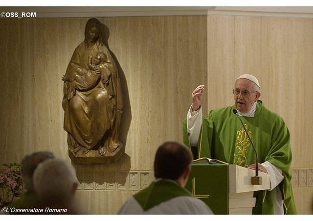 Dužnost kršćana je naviještati ime Isusa Krista, ali to trebaju činiti sa srcem
