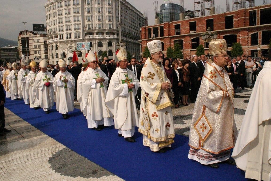 Svečana misa povodom zahvale za dar kanonizacije Majke Tereze