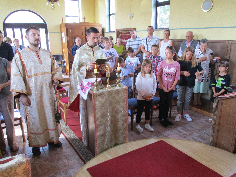 U Samoboru priziv Svetoga Duha povodom početka nove školske godine