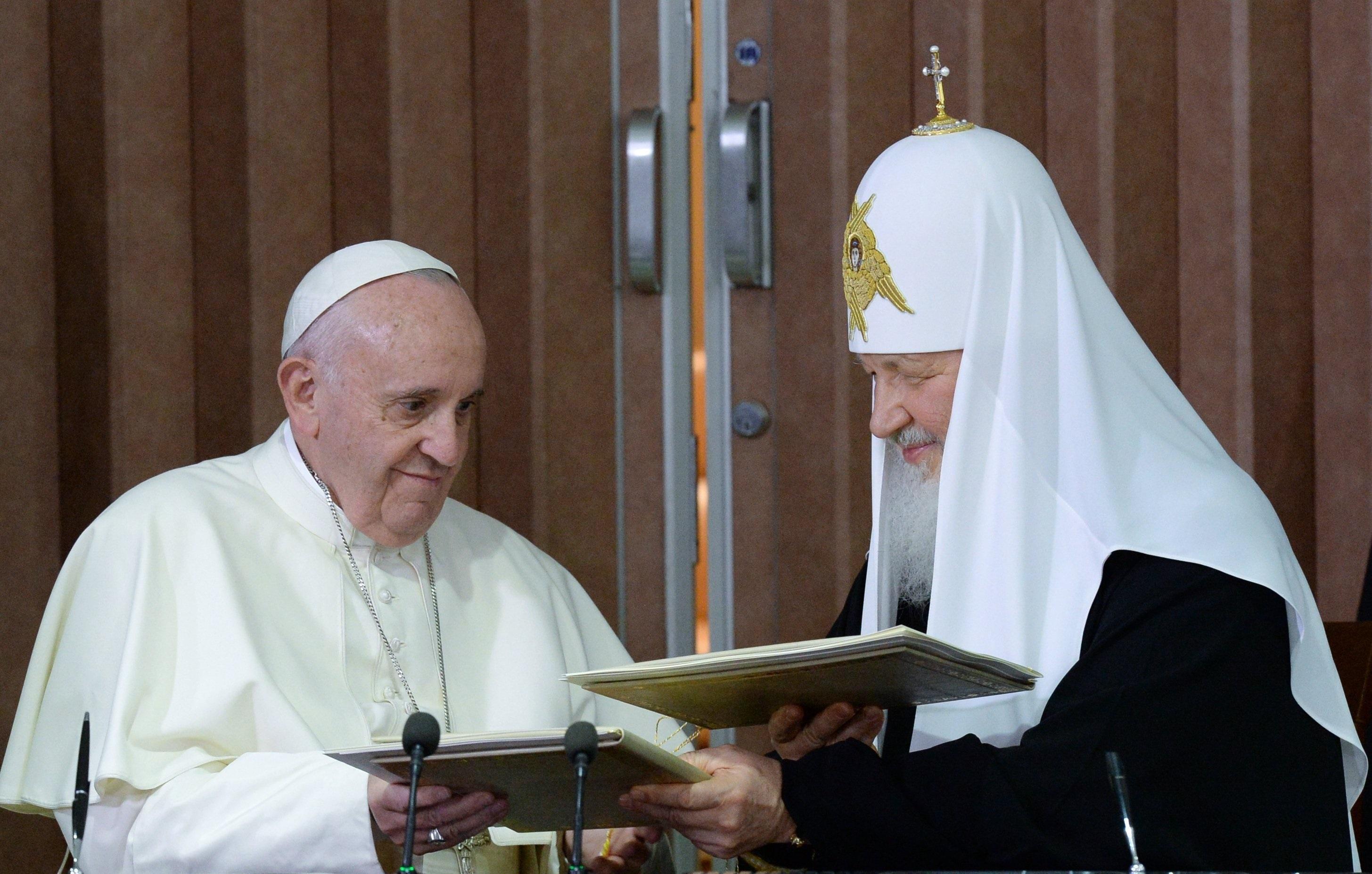 Sveta Stolica darovala Ruskoj crkvi moći sv. Ivana Krstitelja