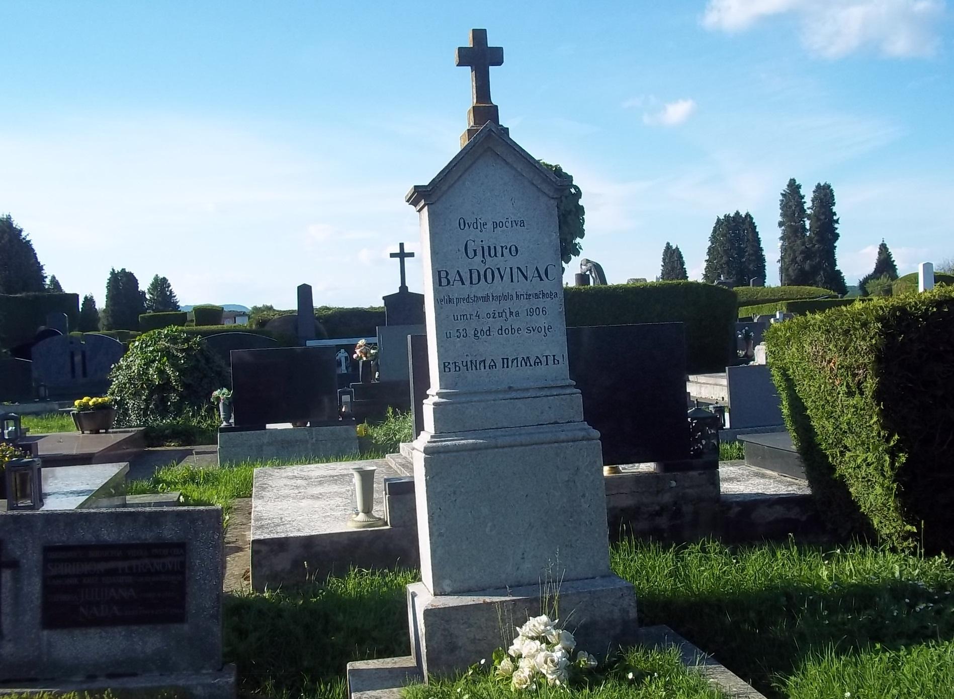 Uoči blagdana Svih Svetih uredimo grobove svojih pokojnika