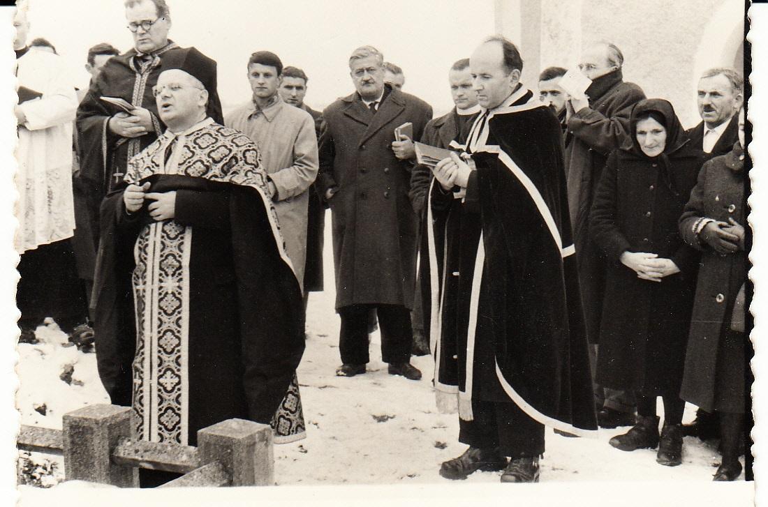 U subotu 29. X. liturgija za pokojnog rektora Pavkovića i druge žumberačke velikane