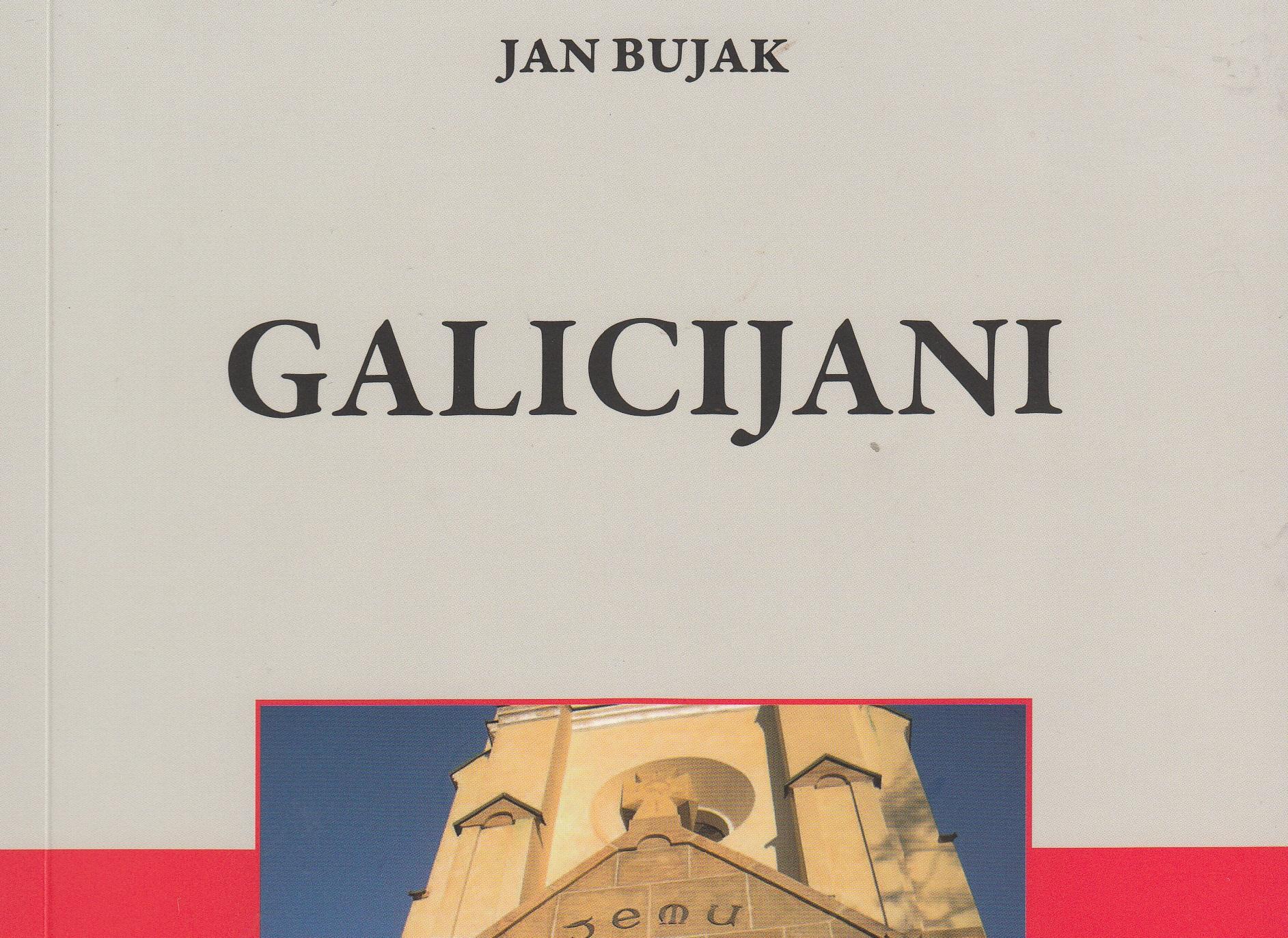 U Zagrebu tiskana nova knjiga o Galicijanima u Bosni