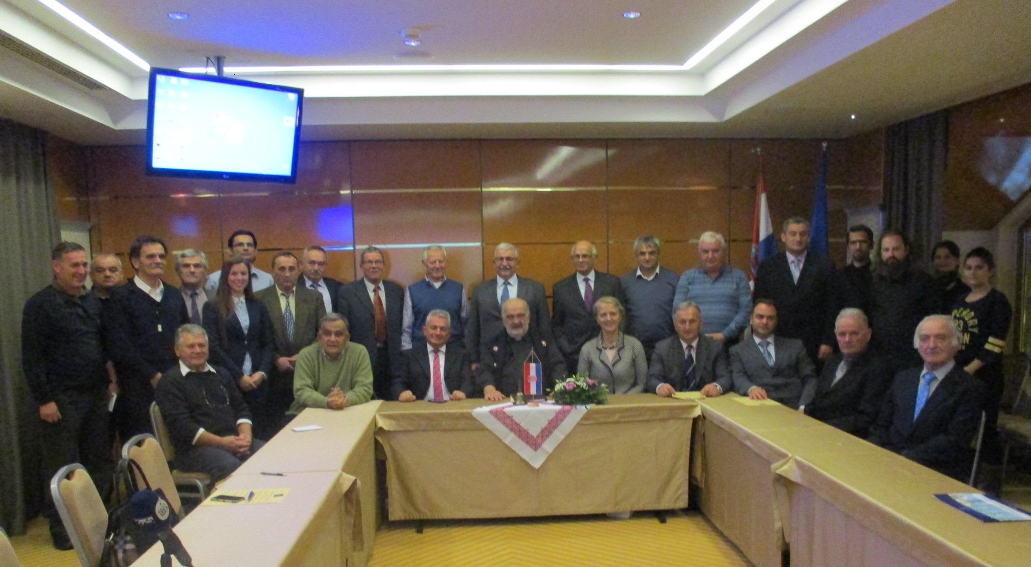 U Zagrebu održan Žumberački narodni sabor