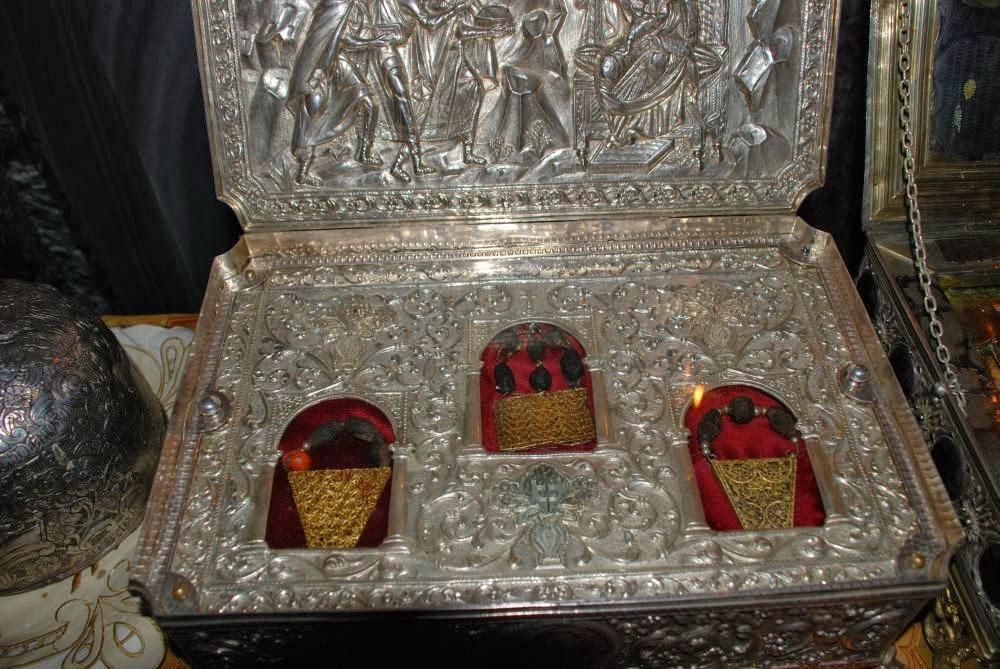 Na Atosu se čuva zlato koje su Tri Mudraca donijela prilikom rođenja Isusa