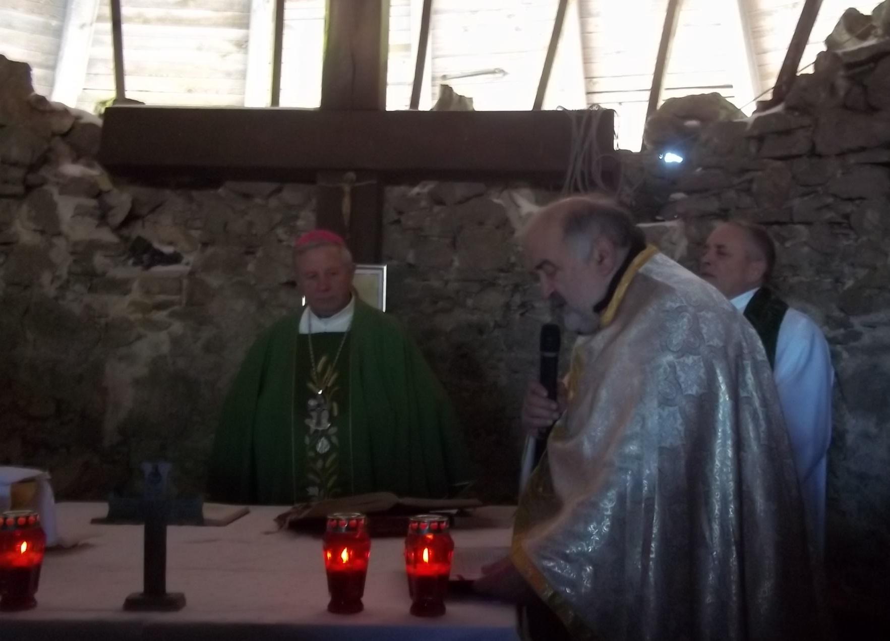 Biskup služio na Žumberku