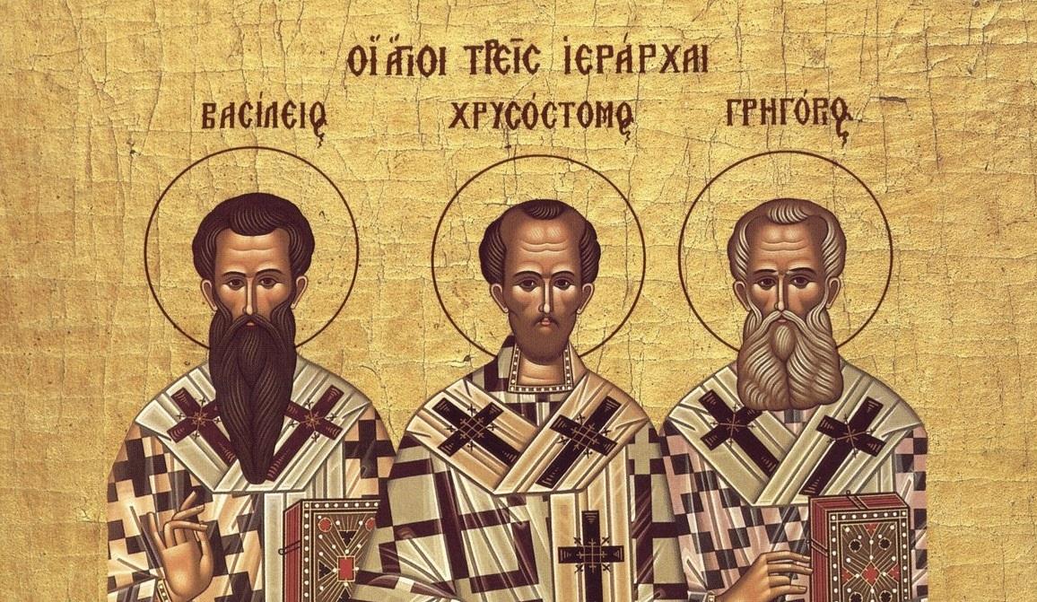 Sveta tri Svetitelja nebeski zaštitnici naše Križevačke eparhije
