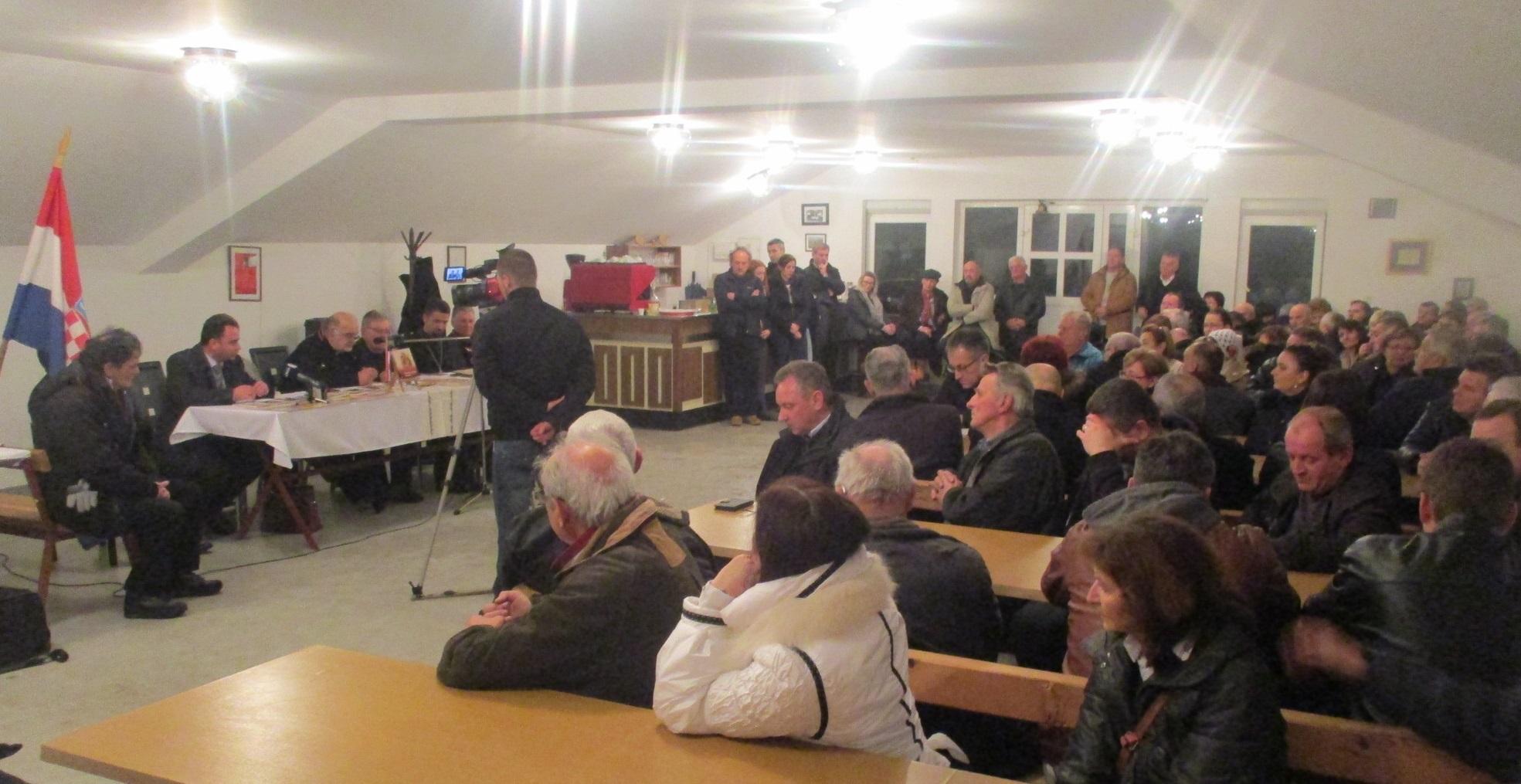 U Kaštu održana svečana prezentacija novog broja Žumberačkog krijesa