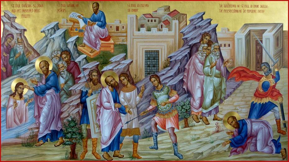 Sveti Pavao neka nam bude uzor u navještanju Krista