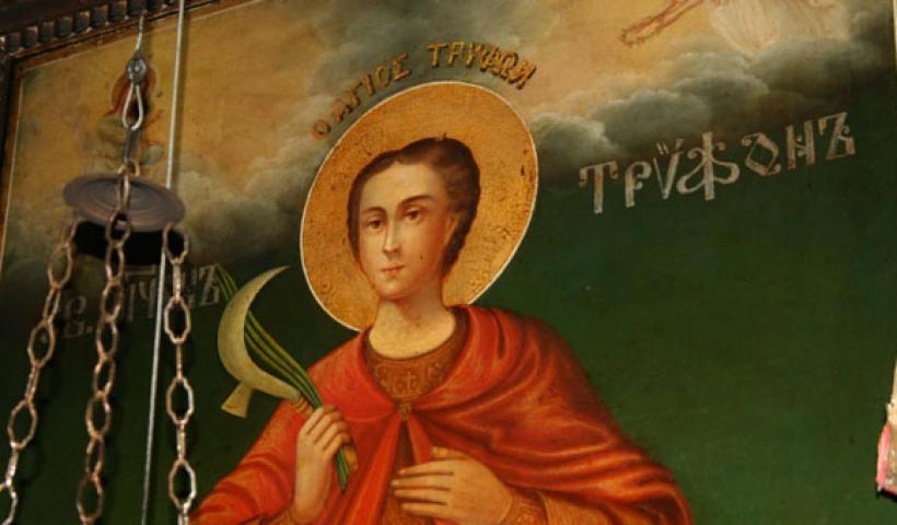 Sveti Trifun nebeski zaštitnik nekadašnje grkokatoličke Slavonske eparhije