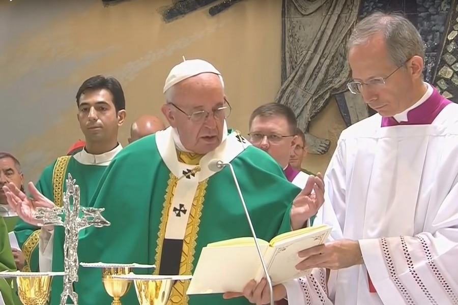 Papa: Tko moli za svoje neprijatelje zaslužuje biti kanoniziran