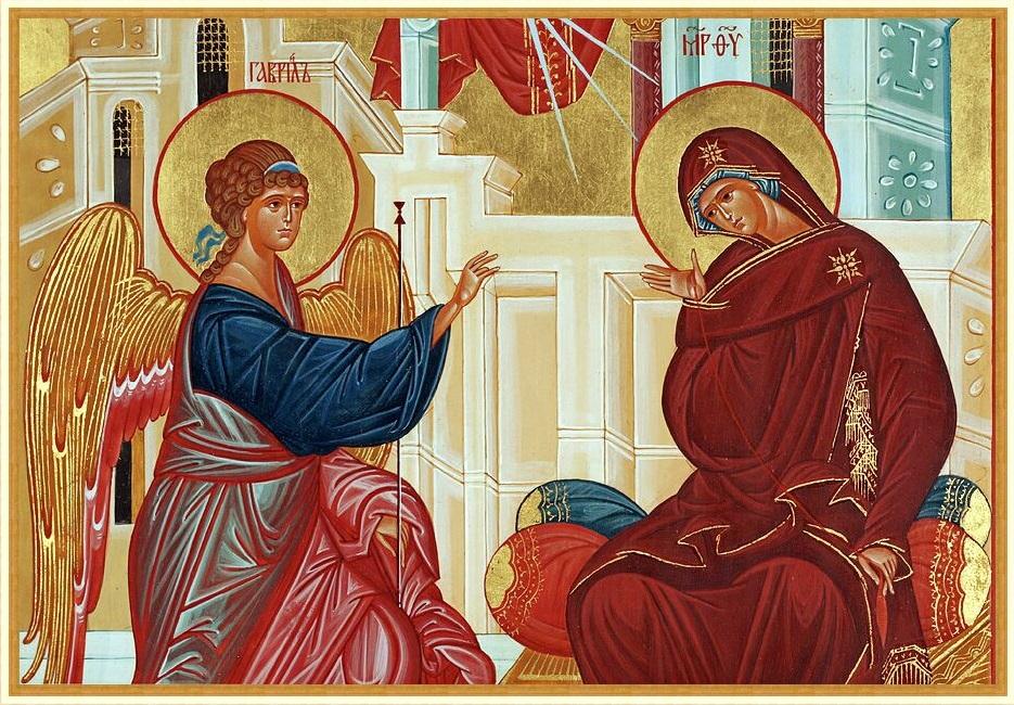 Blagovijest – početak djela spasenja