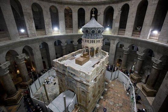 Od ovoga tjedna Isusov grob opet će posjećivati vjernici